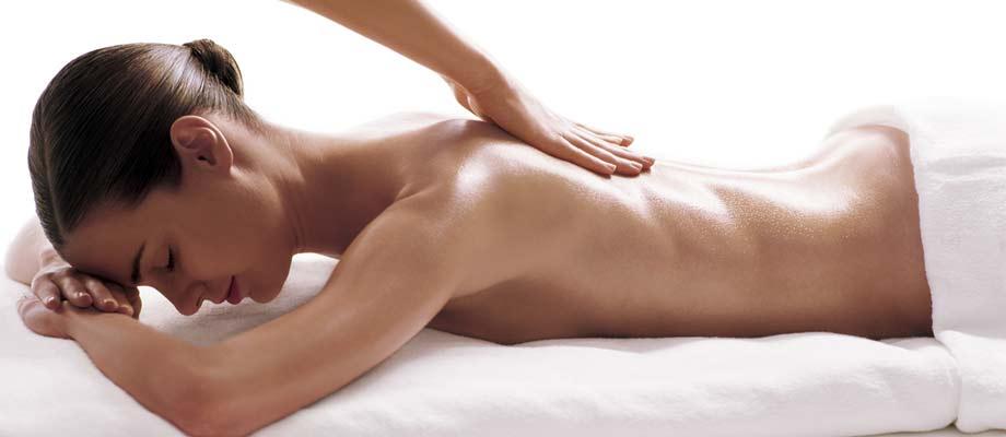 helkropsmassage rygmassage